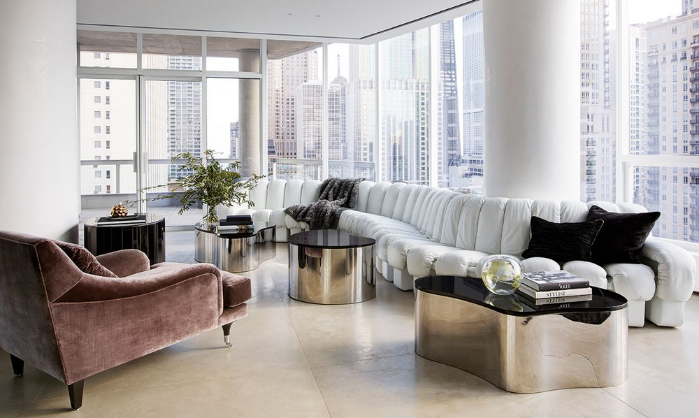 Kara Mann: Luxury Furniture, Edgy Interiors and a Bit of Drama