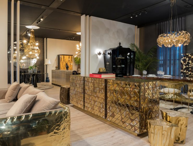 5 Luxury Sideboards Inspired by Art
