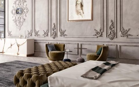 M. Serhat Sezgin: A Sublime Taste For Visually Inspiring Interiors