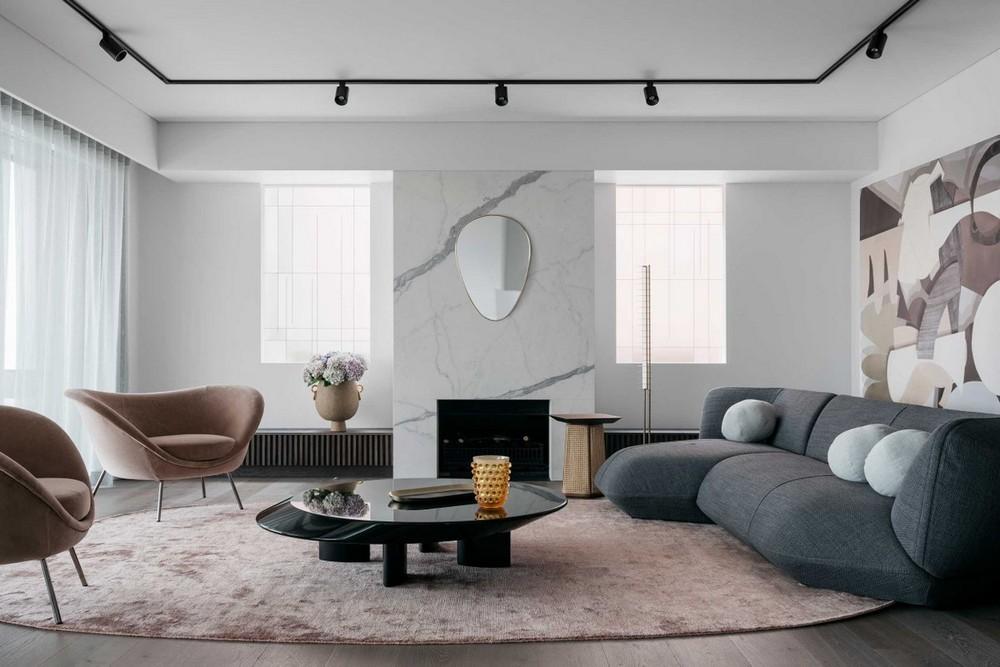 A Contemporary Design Icon: Home Ideas by Nina Maya Interiors