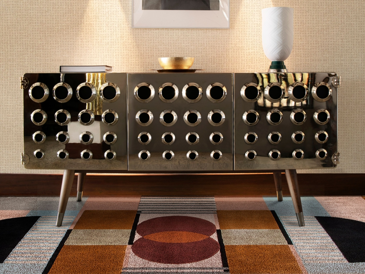 Picture of: Modern Classic Console Tables For Your Living Room Sideboards Buffets