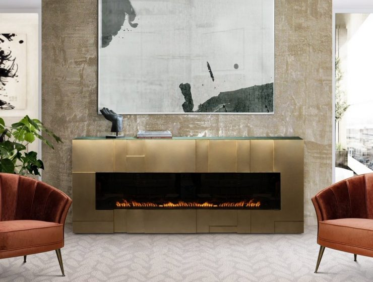 Keep It Warm and Cozy: Contemporary Fireplace Ideas For This Winter