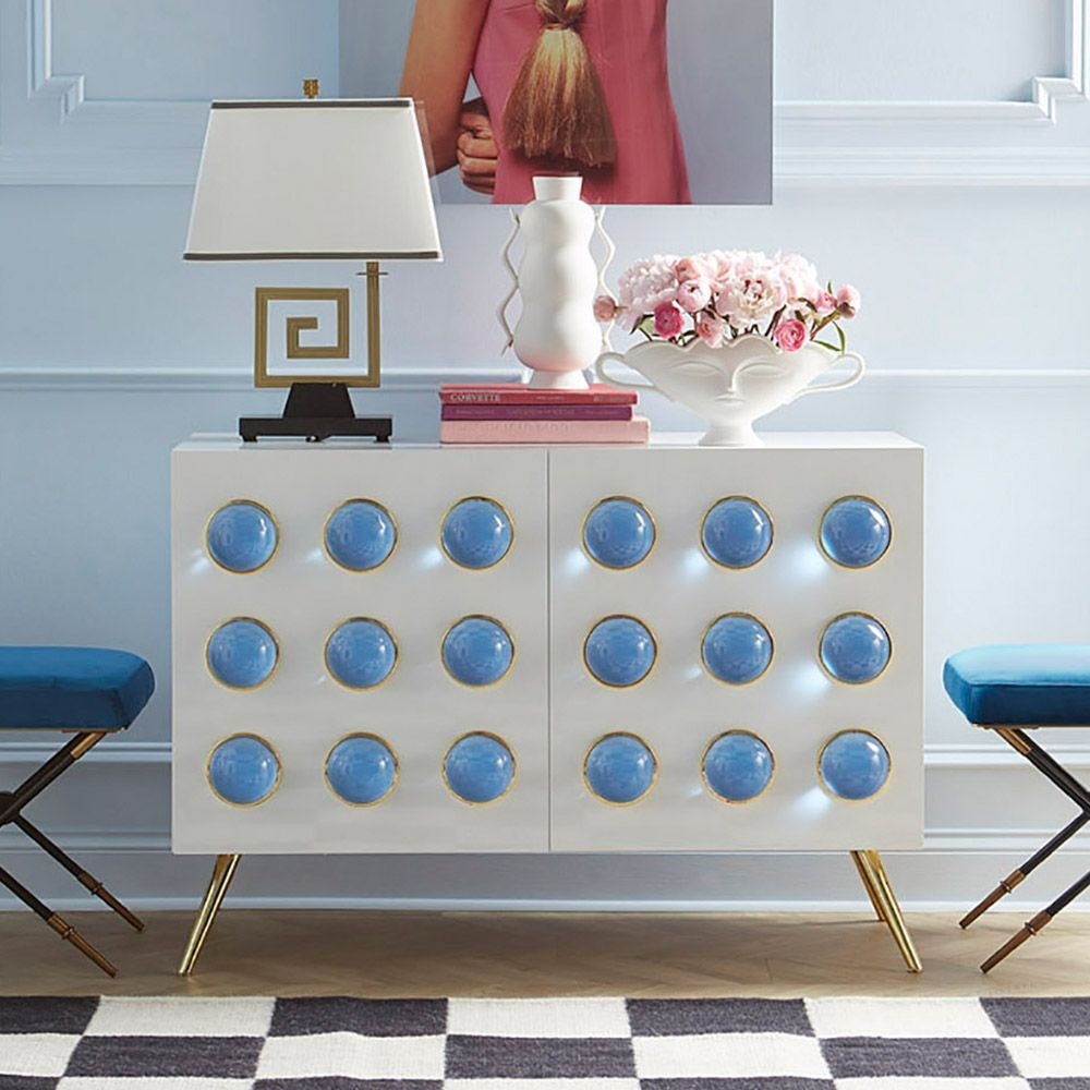 Groundbreaking Cabinet Designs Made For Exclusive Interiors