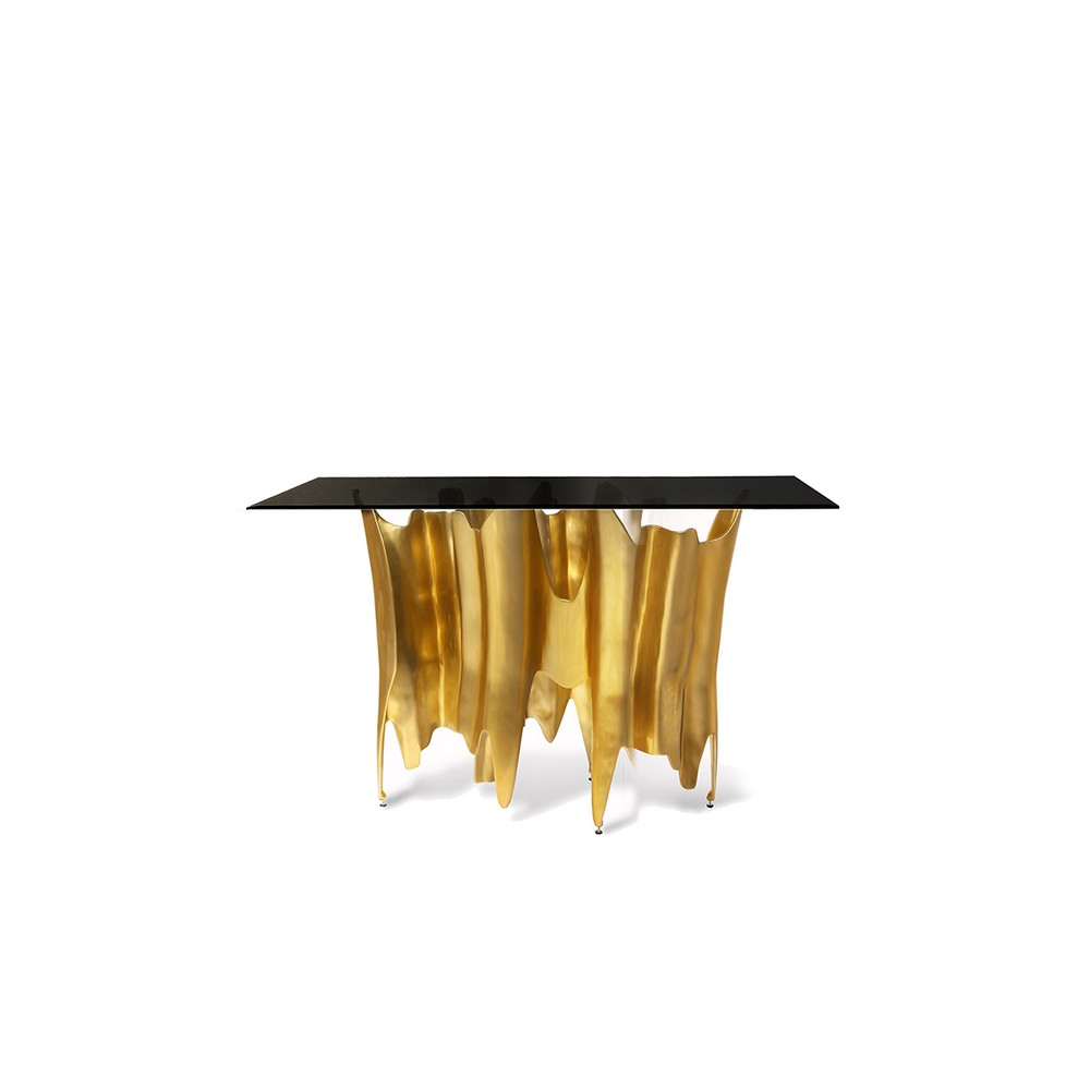 Striking Console Tables To Style Your Luxury Entryway modern console tables Modern Console Tables For Collectable Design Lovers kk obsedia console img principal
