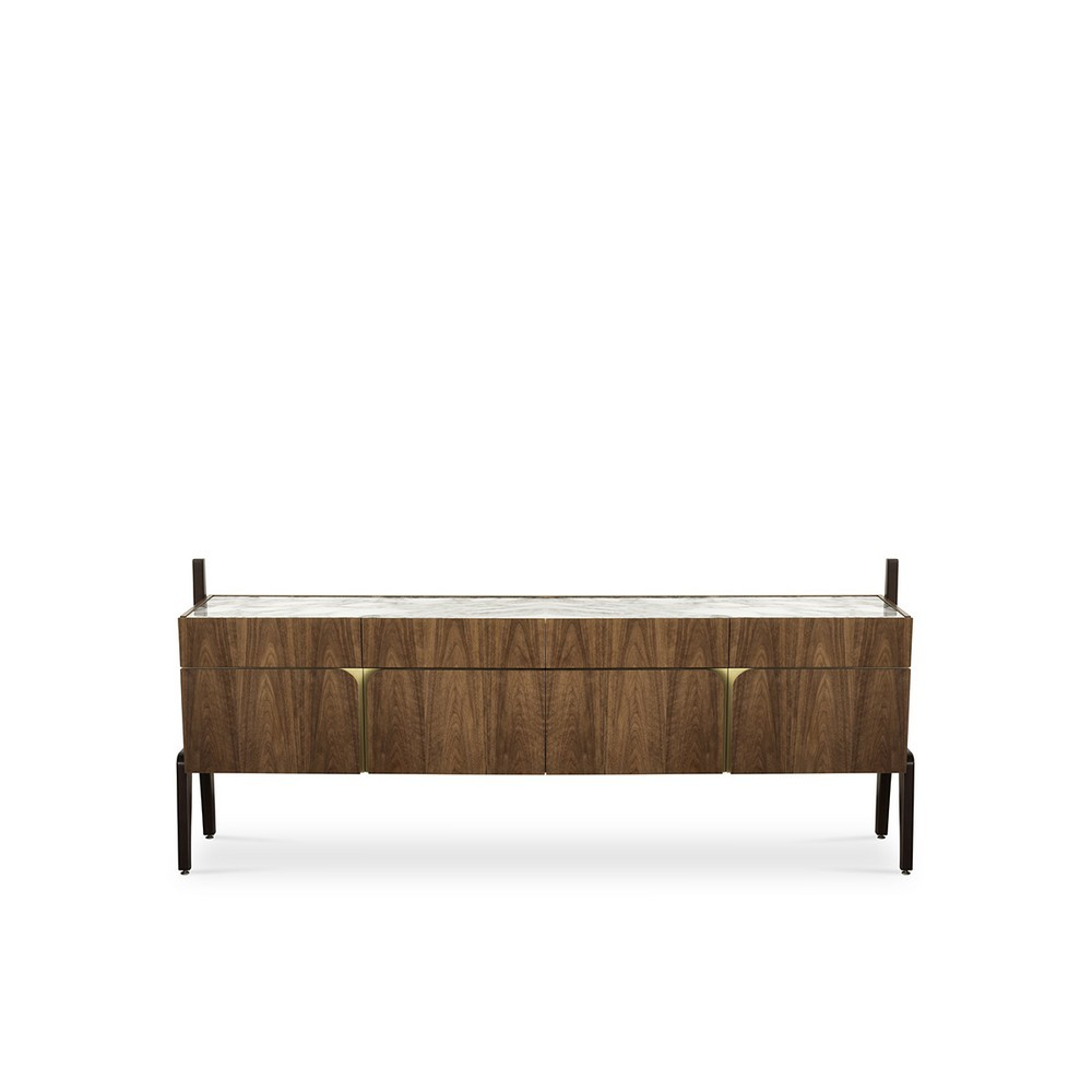 A Tale of Luxe Livability: 10 Sideboard Ideas For You modern sideboards Modern Sideboards For An Imposing Design vittorio sideboard essential home 01