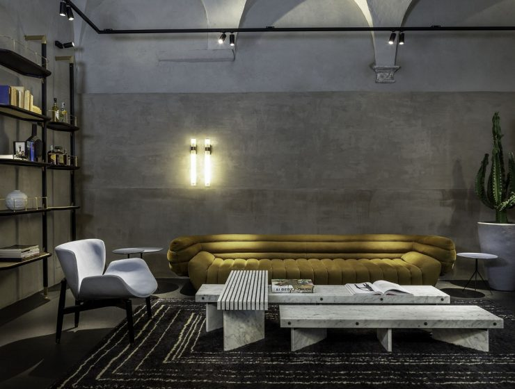 The Best Design Showrooms In Rome