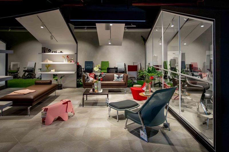 The Best Design Showrooms In Jakarta
