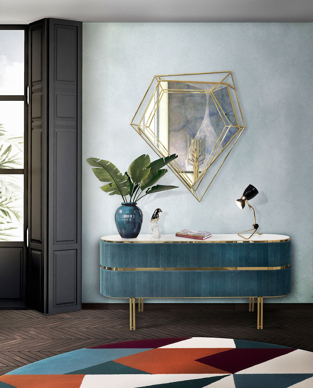 Trending Sideboards With Luxury Nuances To Enhance Your Home Design