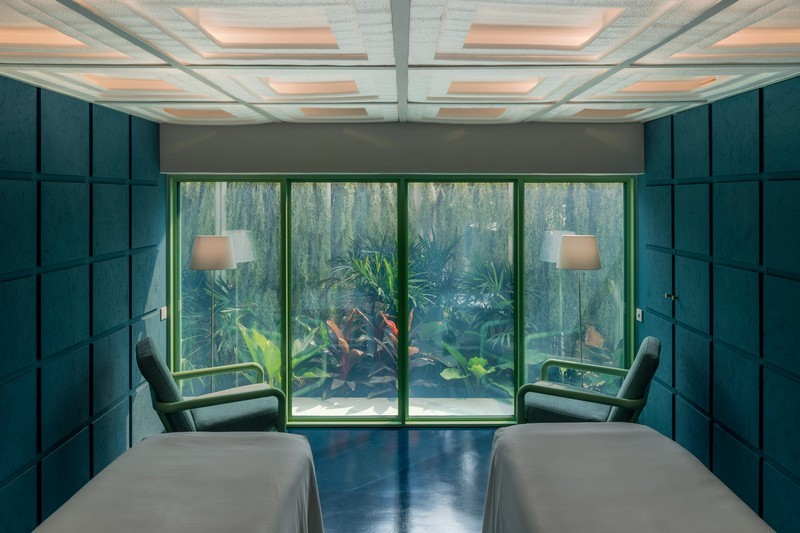 The Best Interior Design Projects In Bangkok interior design project The Most Enticing Interior Design Projects In Bangkok infinity wellbeing spa