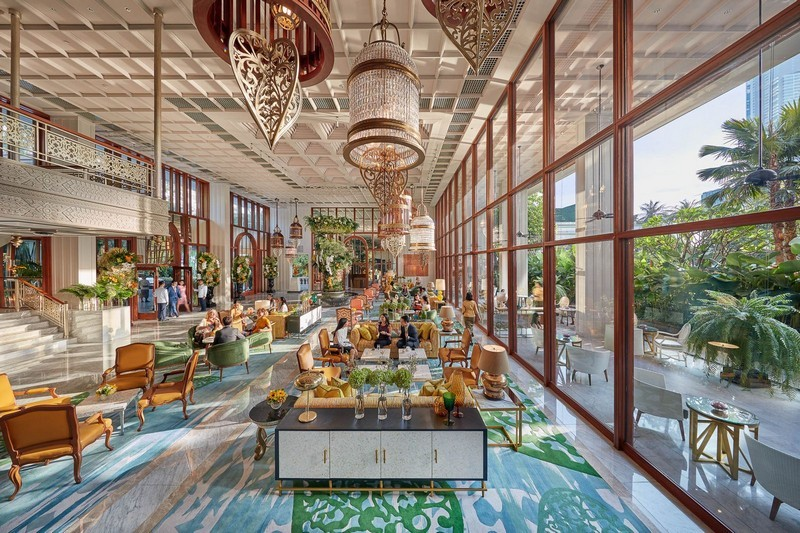 The Best Interior Design Projects In Bangkok interior design project The Most Enticing Interior Design Projects In Bangkok mandarin oriental