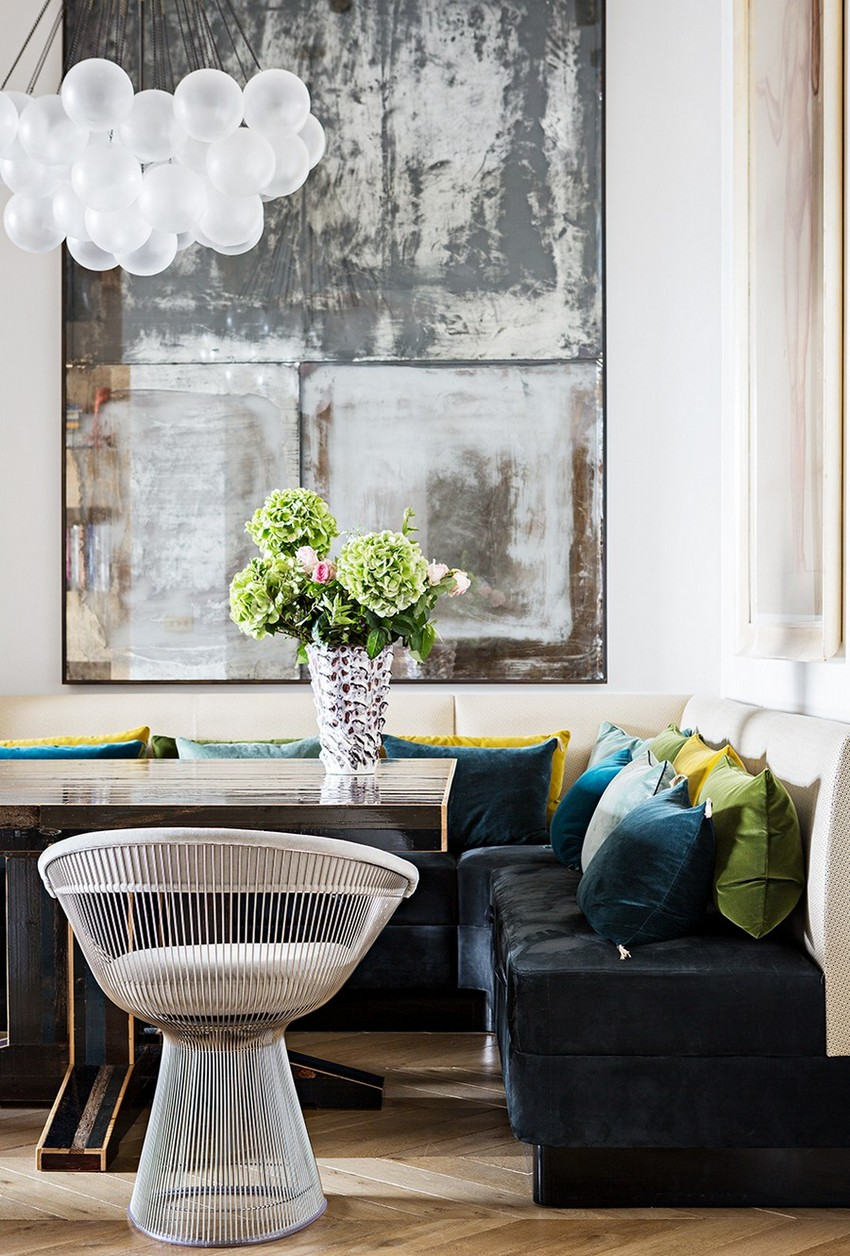 Chic Mix And Match: Interior Design Projects by Laura Gonzalez