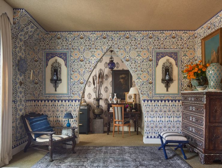 Michelle Nussbaumer: Soulful Interiors For Youthful Spirits