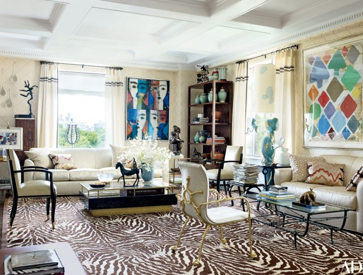 Richard Mishaan: Combining Fashion, Architecture and Interior Design