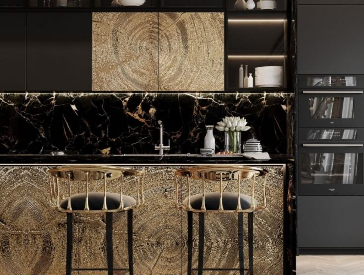 Searching For Inspiration? Have A Look At These Luxury Kitchen Ideas