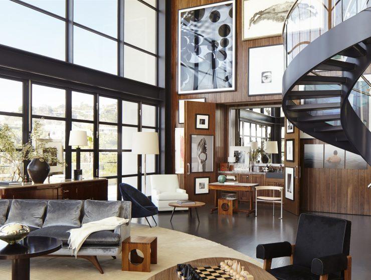 DAN FINK STUDIO: A New Visual Language For Modern Interior Design