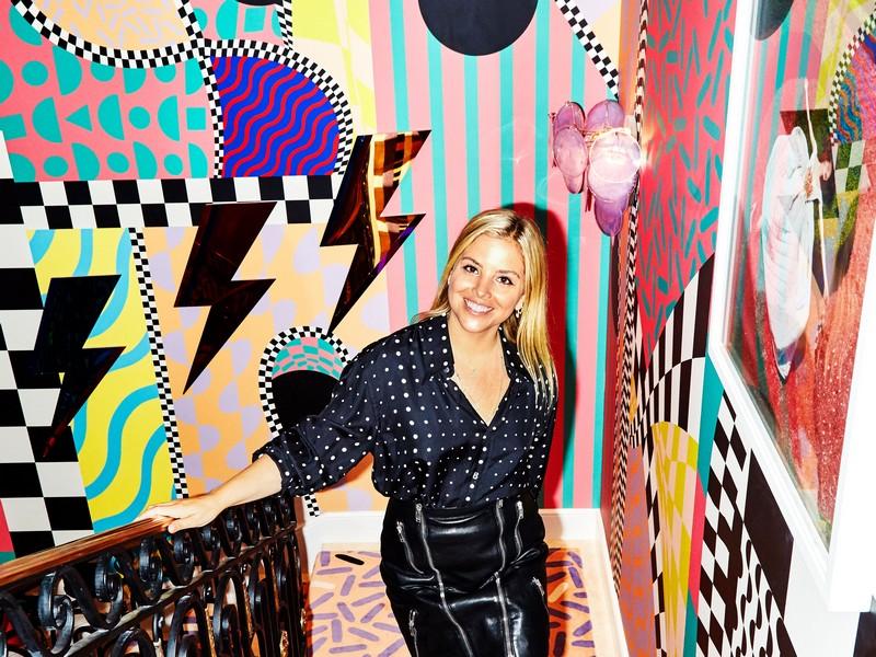 Sasha Bikoff: A Bright Star In The Interior Design Universe