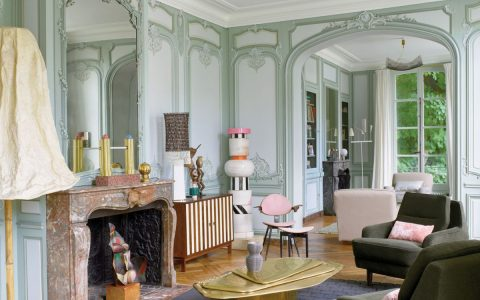 Charles Zana: Interior Design Projects Full of Art and Storytelling