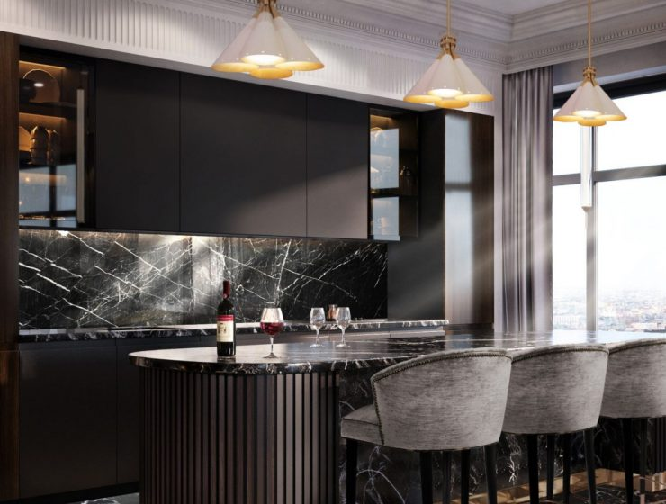 Kitchen And Dining Room Design Ideas With Style To Spare