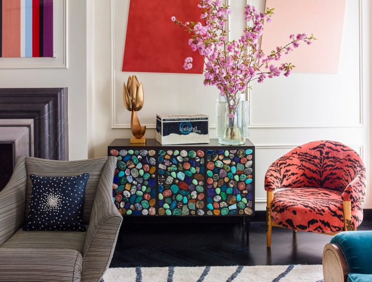 Blending Hollywood Regency And Maximalism With Kelly Wearstler