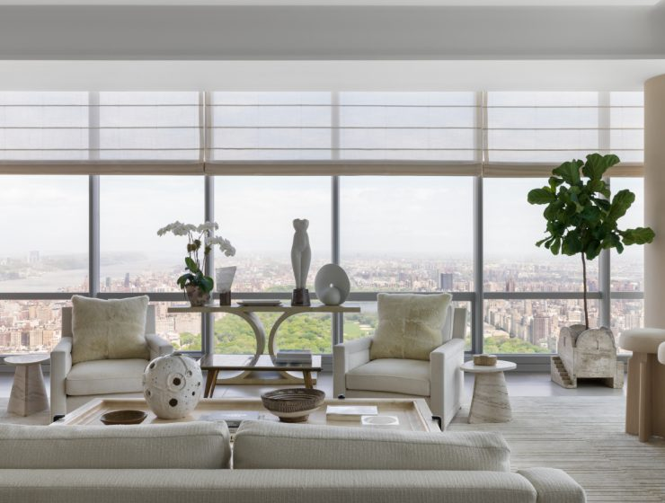 Chahan Interior Design: Harmony With An Appreciation of Detail