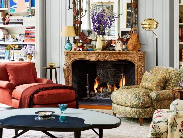 Discover Unsurpassed Interior Design Projects by Jacques Grange