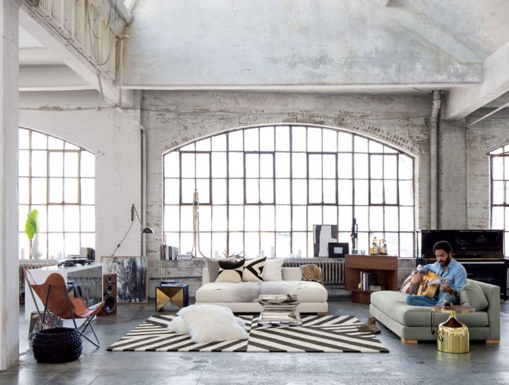 Kravitz Design: A Soulful Elegance And A Relaxed Sense Of Style