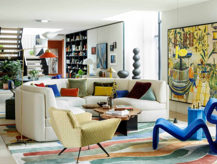 Studio Ashby: Delivering An Eclectic Richness To Each Interior