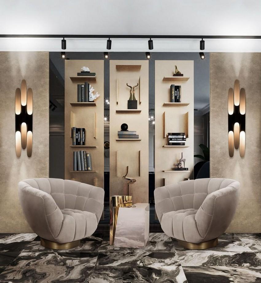 curated interior design