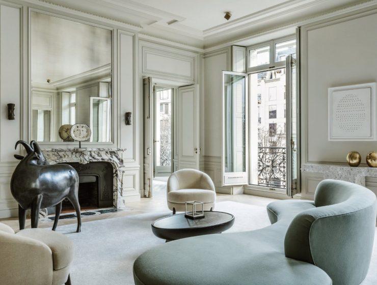 Joseph Dirand: A Seal Of Incomparable Elegance